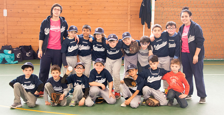 Prebaseball sempre in campo