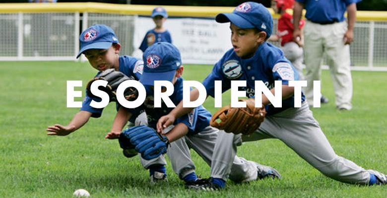 Al via il Campionato Esordienti di Baseball
