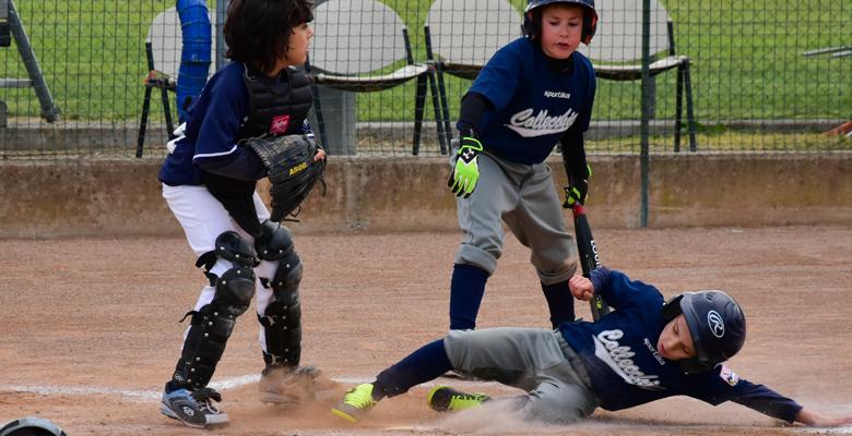 Giovanili Baseball: le partite infrasettimali d'inizio maggio