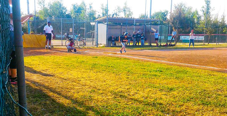 Giovanili Baseball: le partite disputate nell'ultima settimana di maggio