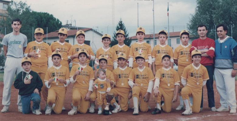 Per un ricordo indelebile nel tempo…Campioni d'Italia 1987