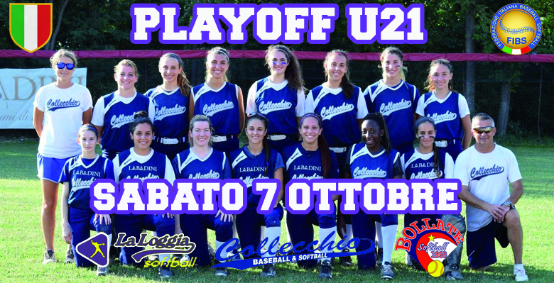 U21 Softball iniziano i Playoff